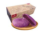 嘉华紫薯玫瑰饼10枚