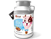 大气球精致牛奶罐蜂蜜原味牛奶巧克力108g