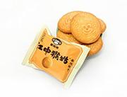 千兆隆江中猴菇酥性饼干散装