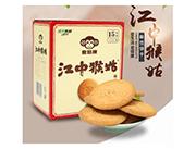 千兆隆江中猴菇酥性饼干720g
