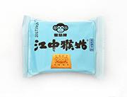 千兆隆江中猴菇苏打饼干咸味散装