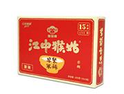 千兆隆江中猴菇早餐米稀450g