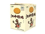 千兆隆江中猴菇酥性饼干1.44kg