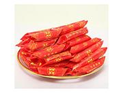 千兆隆大虾酥糖红色散装