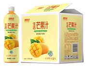 明好生�B芒果汁�料1.25L×6瓶
