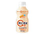 优C优E340ml甜橙味乳酸菌