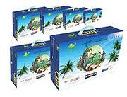 美茹奢香椰子汁植物蛋白�料�Y盒