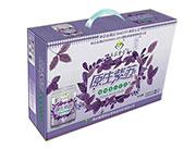 美茹奢香原生紫�K植物蛋白�料�Y盒