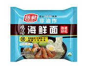 陈村鸡汤海鲜面袋装85g