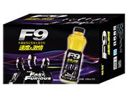 极智F9速度&激情牛磺酸强化型维生素饮料628ml×15瓶