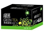 极智茉莉绿茶500ml×15瓶