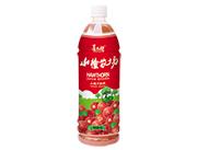 喜太郎山楂农场山楂汁饮料1L