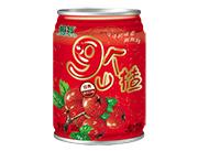 极智9个山楂山楂汁饮料240ml