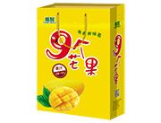 极智9个芒果芒果汁饮料手提袋