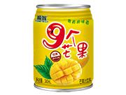 极智9个芒果芒果汁饮料240ml