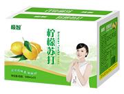 极智柠檬苏打果味饮料500ml×15瓶