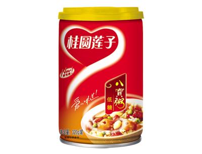 极智桂圆莲子低糖八宝粥320g