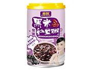 �O智紫薯黑米�t豆粥320g