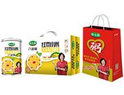 养生冠红枣小米八宝粥