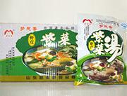 梦思香虾皮紫菜汤