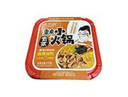 放刘娃重庆素菜小火锅370g