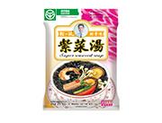 阿一波紫菜汤(排骨味)25g×24包