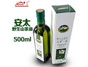 安太500ML有机山茶油