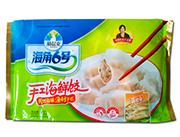 海角6号手工海鲜饺400g黄花鱼
