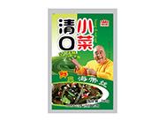 皇迪清口小菜鲜爽海带丝240克