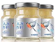 康如是即食燕窝系列大盏作料保健品美容养颜70g