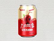 福森源九月故事山楂爽山楂清汁�品310ml