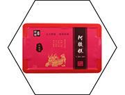 阿��堂阿�z糕 450g塑料盒�b 玫瑰味