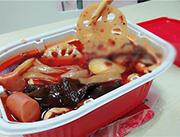 川西坝子方便火锅素食