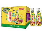 惠康食品百香果汁1.25lx6瓶