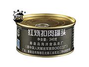 北戴河红烧扣肉罐头340克