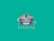 神龙机械小型搅拌式夹层锅