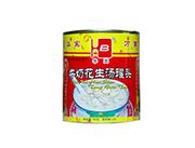 金华宾牛奶花生汤罐头300g