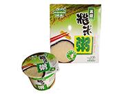 发芽糙米粥