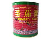 枫叶红番茄酱(铁罐)850g