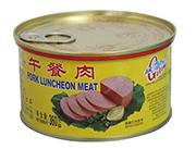 古龙午餐肉360g