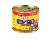 ��金�X280g清蒸�i肉