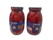 泽宝草莓罐头780g