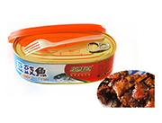 香辣豆豉鱼180g
