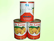 申羊糖水枇杷水果罐头