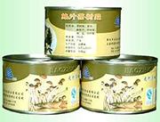 申羊鲍汁茶树菇蔬菜罐头