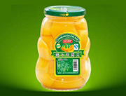 沂蒙大自然糖水桃罐头890g