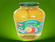 沂蒙大自然桃罐头1250g