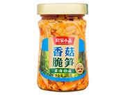 良家小品香菇脆笋230g