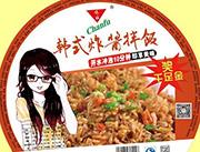 馋福韩式炸酱拌饭方便米饭盒装