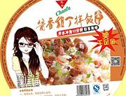 馋福酱香鸡丁拌饭套餐方便米饭盒装